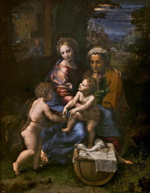 La Perla de Rafael, 1518 (P0301)
